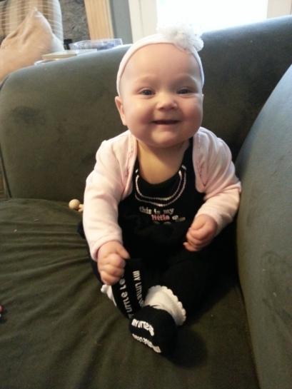 E at 9 months