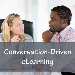 Conversation-Driven eLearning
