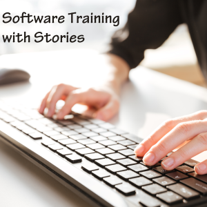 Software Training with Stories