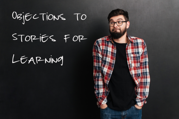Objections to Stories for Learning