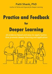 Cover: Practice and Feedback for Deeper Learning
