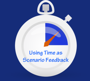 Using Time as Scenario Feedback
