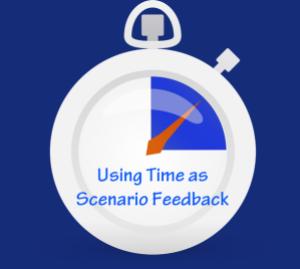 Using Time as Scenario Feedback