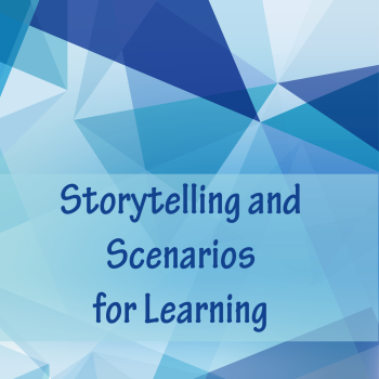 Storytelling and Scenarios